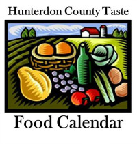 Hunterdon County Taste Food Calendar