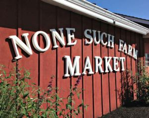 None Such Farm Market; photo credit Lynne Goldman