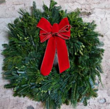 Jerry Fritz_Linden Hill Gardens_xmas wreath
