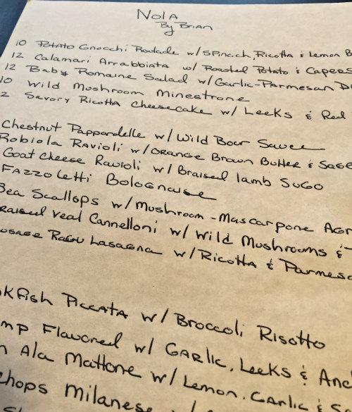 NoLa menu Feb 2016