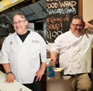 Keith/Kevin, Celebrity Chef
