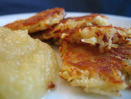 Potato Pancakes, Cook's Illustrated