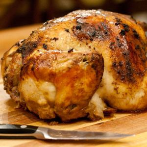Chicken, Stock