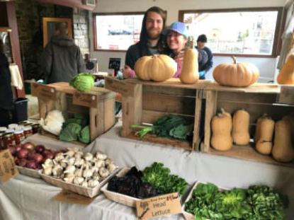 Wrightstown Winter Farmers market