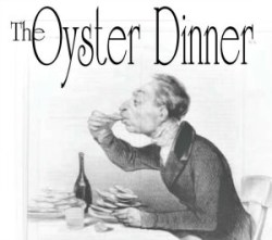 The Oyster Dinner at Hamilton's Grill Room; food events