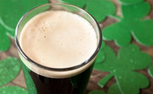 St. Paddy's brew at bucks county brewery