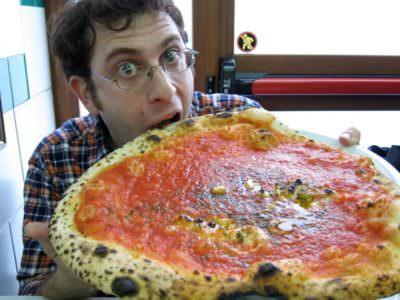 Guest Pizzaiolo Scott Wiener