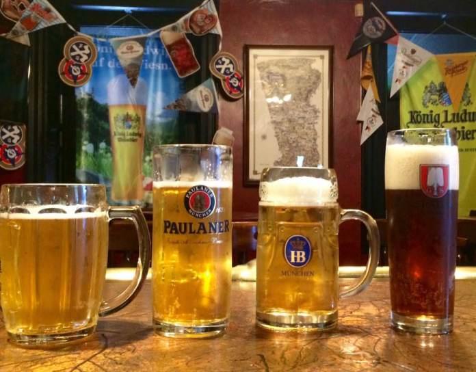 Newportville Inn beer
