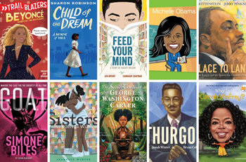 black history month biography reads
