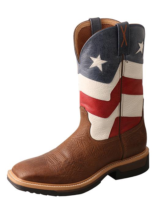 9e92a1c756f MLCA007 / Men's Alloy Toe Lite Cowboy Work | Bucksworth Western Wear