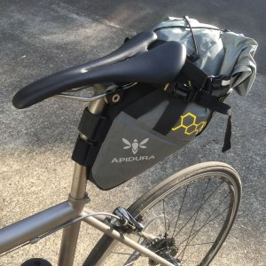 Apidura bike pack