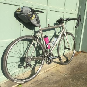 Apidura saddle pack