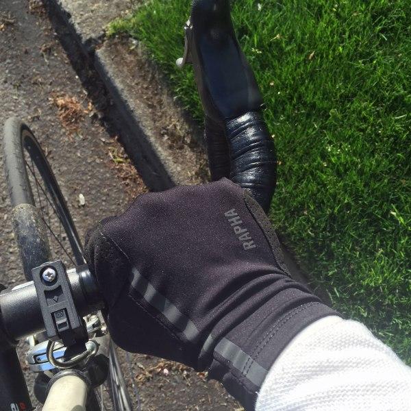 rapha pro team glove cycling