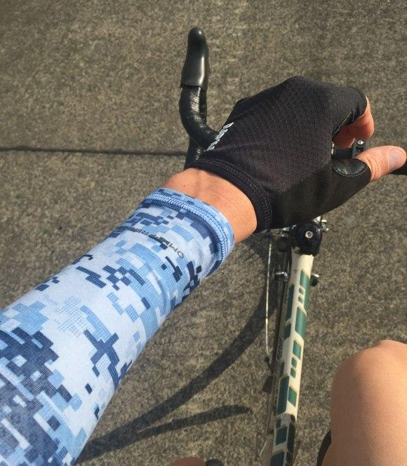 columbia_on_bike sunscreen