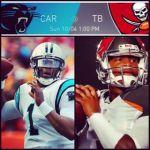 Week 4: Panthers vs Buccaneers injury report