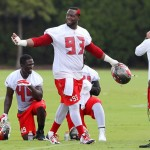 Gerald McCoy stepping up in role as Captain