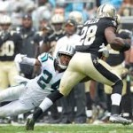 C.J. Spiller to get more playing time for the Saints.