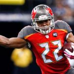 Doug Martin on pace for over 1,000 rushing yards.