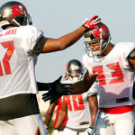 V-Jax and ASJ will be a game-time decision for Sunday