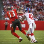 Loss to Giants motivates Mike Evans