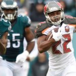 Doug Martin leads the league in rushing, but for how long?