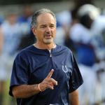 """Coach Pagano says, """"they can fire you but they cant eat you."""""""