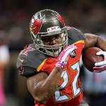 Doug Martin's contract extension could be similar to Mark Ingram's Saints deal?