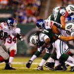 Jets beat the Giants in OT