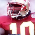Who's your favorite player? Mr. Derrick Brooks!