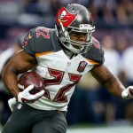 Doug Martin receives interests from six teams.