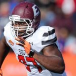 Noah Spence officially becomes a member of the Tampa Bay Buccaneers