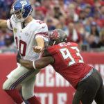 Hagen's Week 11 Preview – Bucs @ Giants