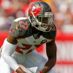 Johnthan Banks has been pushed back in the depth chart