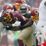 Buccaneers take on Redskins in preseason finale.