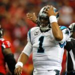 Cam Newton out, Derek Anderson in