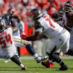 The Bucs re-sign Channing Ward