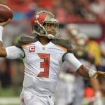 Jameis Winston is the youngest QB to reach 40 TDs