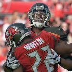 Doug Martin will be active for Sunday against the Bears