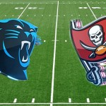 Buccaneers and Panthers final injury report.