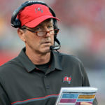 Dirk Koetter debating on giving up his play calling duties.