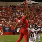 Mike Evans one handed catch earned him number one on NFL.com's 50 best of 2016