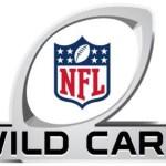 NFL Wild Card Schedule Saturday+Sunday.