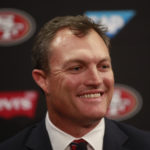 John Lynch open to trading the number two pick