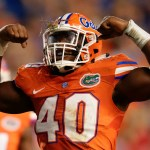 Bucky Brooks Latest Mock Draft has Tampa selecting another Gator in the first round.