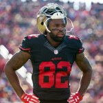 The 49ers and veteran WR Torrey Smith will part ways.