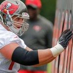J.R. Sweezy Looking Good in OTAs