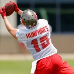 Will Adam Humphries' role diminish in 2017?