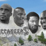 Mt. Rushmore: Buccaneers Edition.