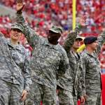 """""""Salute to Service"""" Buccaneers Style"""