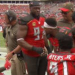 Kwon Alexander and Robert Ayers Jr. fight on the sidelines?